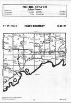 Map Image 033, Sibley County 1990